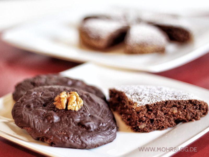 Gewürzkuchen / Obladenlebkuchen