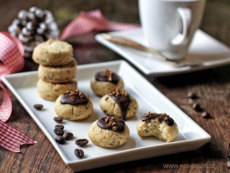 Kaffeebömbchen – leckere Kekse ratzfatz!