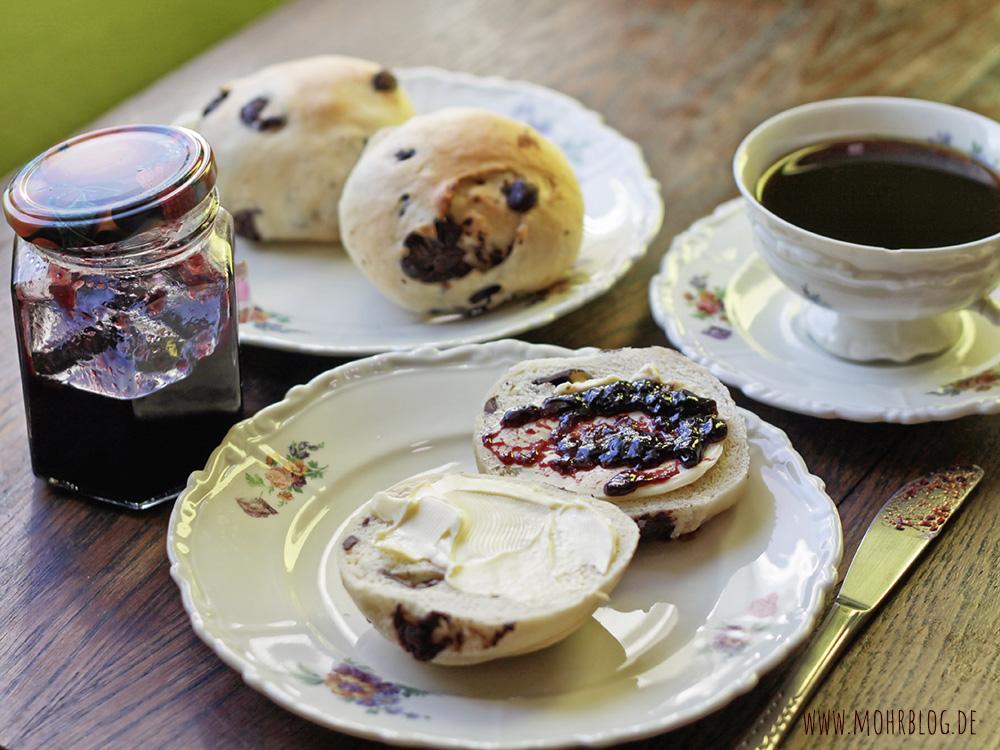 Süße Hefefrühstücksbrötchen – einfach und lecker