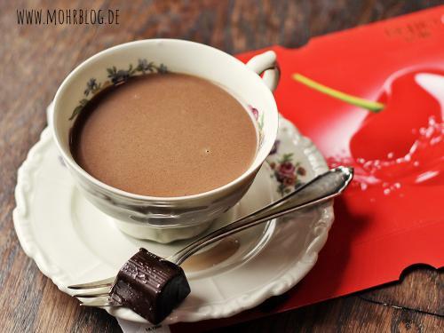 "Trinkschokolade ""Mon Cherié"""
