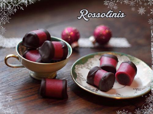 Rossolinis - Marzipan-Schokoladentrüffel