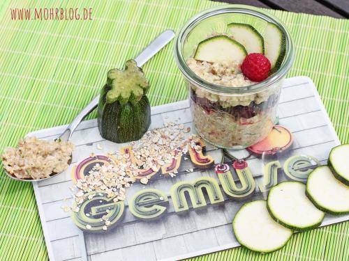 Zurridge - Zucchini-Porridge